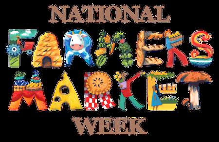 Farmers Market Week Logo