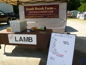South Brook Farm at the Salem Farmers' Market