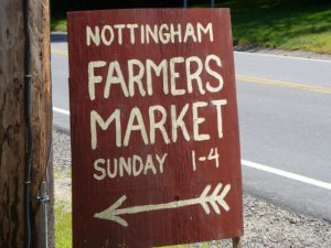 Nottingham Farmers' Market