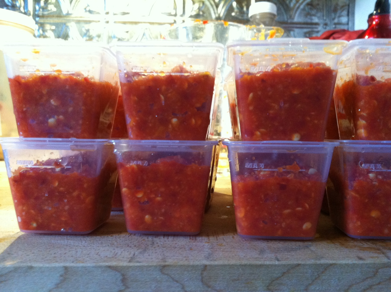 ... Preservation Project: Chili Garlic Ginger Paste - Seacoast Eat Local