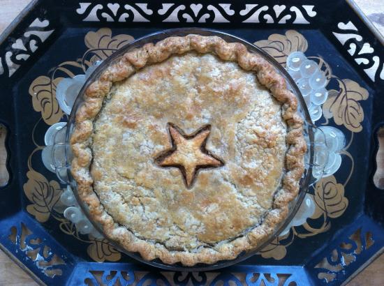 Thanksgiving pie sunnyfield