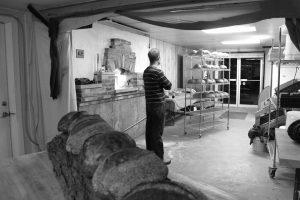 Dane at the Canterbury Bread Shop