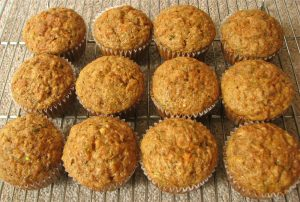 carrot-muffins